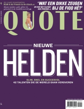 Quote cover